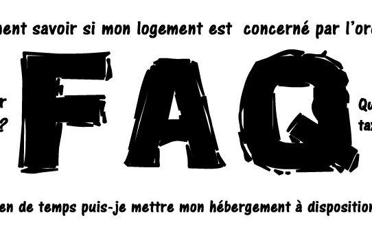 FAQ - Foire Aux Questions ou Frequently Asked Questions... tant qu'on a la bonne réponse