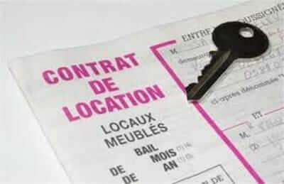 Mise à jour : contrat de location
