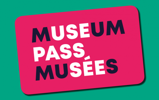 Découvrez le museum pass !