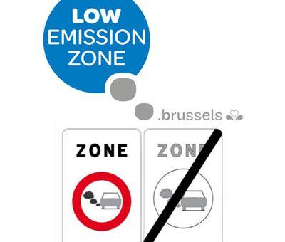Zone de basses émissions de la Région de Bruxelles-Capitale