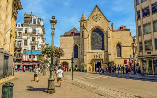 Bruxelles, 1000 ans de luttes