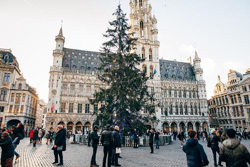 Coronavirus : quelles sont les mesures en place à Bruxelles ?
