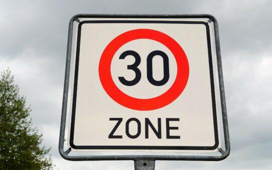 Bruxelles passe en zone 30
