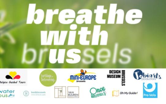 Breathe with Brussels : Communiqué de presse