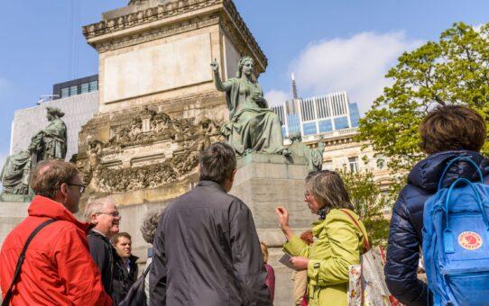 Les visites guidées et les évènements à Bruxelles